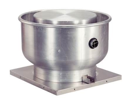 Direct Drive Upblast Roof Ventilator