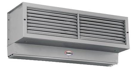 Standard Series Commercial Air Curtains