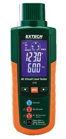 AC Circuit Load Tester