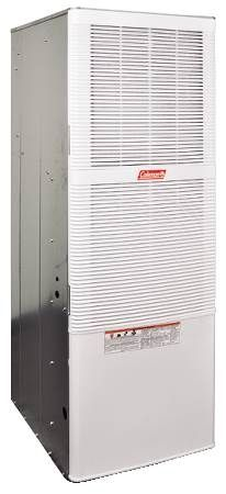 80% AFUE Manufactured Housing Gas Furnace Downflow with Automatic Ignition