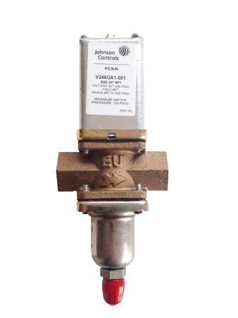 Details about  /JOHNSTONE SUPPLY B18-818 Pressure Control NEW