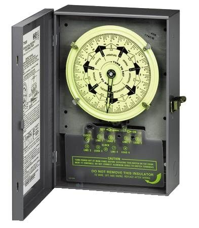 7 Day Electromechanical Timer