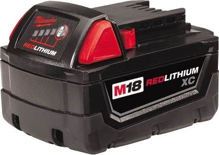 M18 REDLITHIUM™ XC 4.0 Extended Capacity Battery Pack