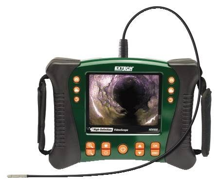 HD Inspection Camera with 5.5mm Flexible Cable