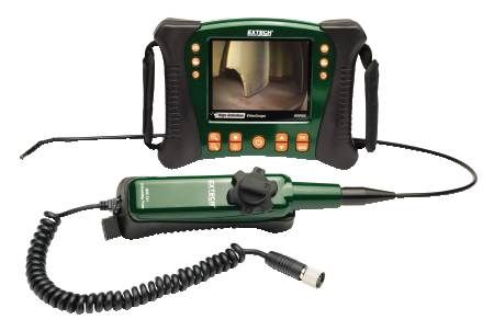 HD Inspection Camera with 320° Articulating Cable Tip