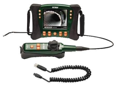 HD Wireless Inspection Camera with 320° Articulating Cable Tip
