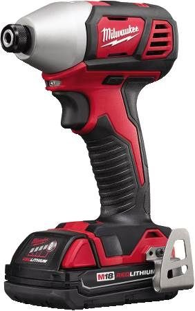 "M18™ Lithium-Ion 2-Speed 1/4"" Hex Cordless Impact Driver Kit"