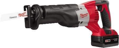 Sawzall® M18™ Lithium-Ion Cordless Recip Saw Kit