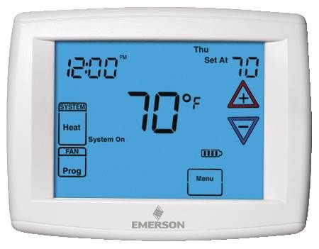 Blue™ Commercial Programmable Thermostat