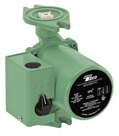 3-Speed Cartridge Circulator Pump