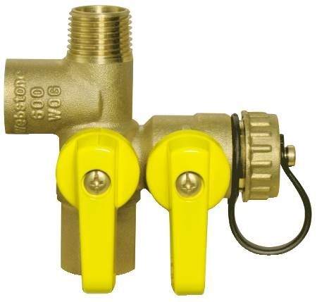 Expansion Tank Valve Pro-Pal® Series Expansion Tank Pro Service Valve