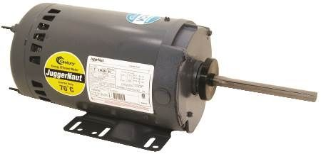 Juggernaut Inverter Duty Condenser Fan Motor