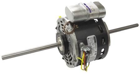 First Company/Summit Double Shaft Motor