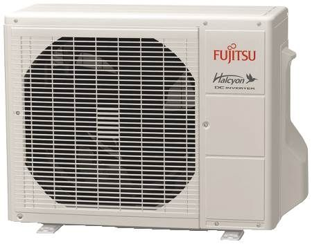 Ductless Mini-Split System 16 SEER, Single-Zone, R410A Heat Pump