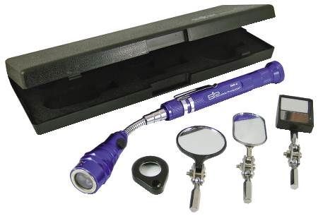 Extendable Magnetic Flashlight Kit