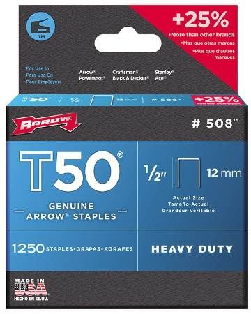 Heavy-Duty Staples