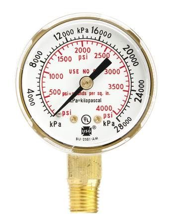 Replacement Gauge