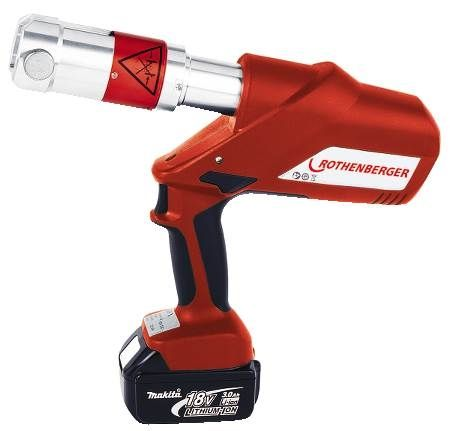 ROCONNECT Cordless Press Tool