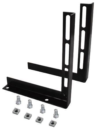 Oil Burner Pedestal/Base Mounting Kit