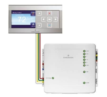 Emerson™ Inspire - Universal 4-Wire Thermostat System