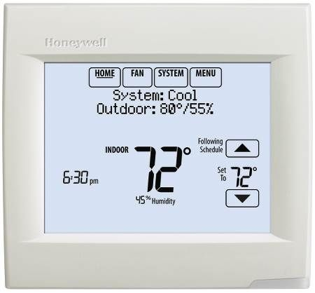 RedLINK Enabled VisionPRO® 8000 Thermostat
