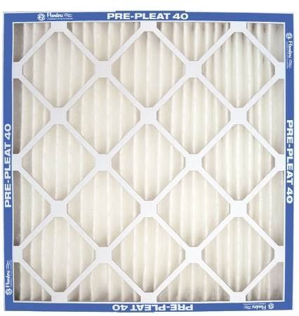 Extended Surface Pleated Filter MERV 13 - 90013 Series