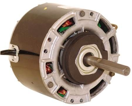 Heating and Air Conditioning Motor