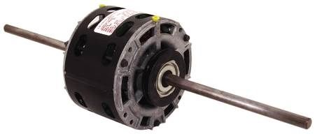 Double Shaft Fan/Blower Motor Fan Coil-Dual Wheel
