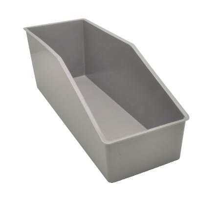 Molded Plastic Tray Storage Bins
