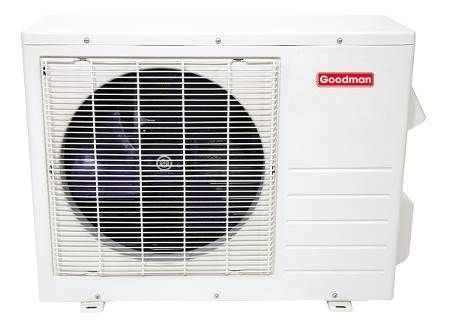 High-Efficiency Mini-Split Air Conditioning System MSC Series, 13 SEER, Single Zone, R410A, Outdoor Unit