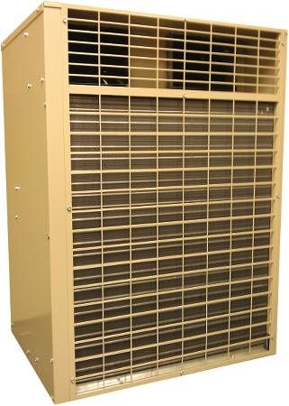 Thru-the-Wall Heat Pump 2 Tons, Residential, R410A