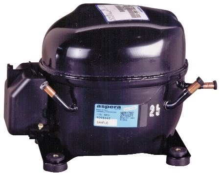 R134A High Temperature Hermetic Compressors