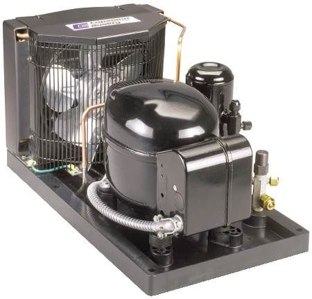 R404A High Temperature Condensing Units