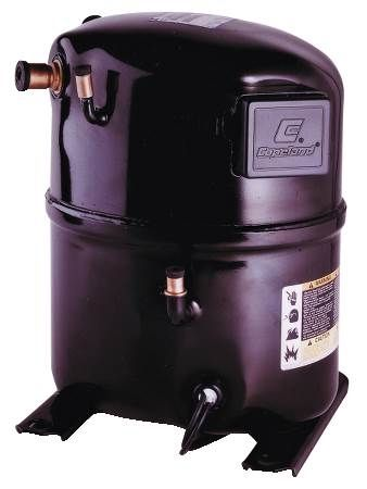 R404A Commercial Temperature Hermetic Compressors