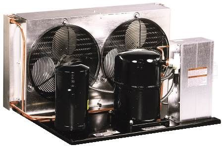 R404A Low Temperature Hermetic Condensing Units