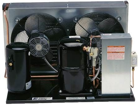 R404A Medium Temperature Hermetic Condensing Units