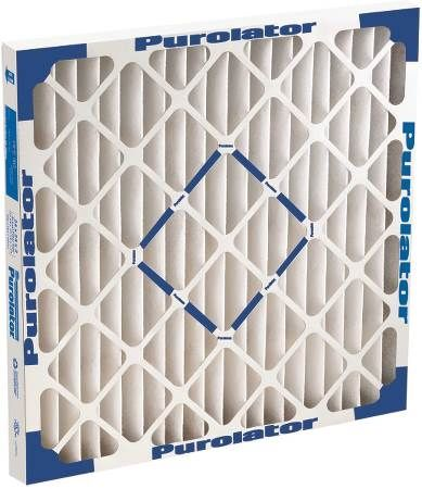 "HiE 40 AM Pleated Filter 4"" Series Medium Efficiency Antimicrobial Pleated Filter"