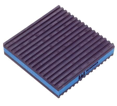 EVA Anti-Vibration Mounting Pad 6x6x7/8