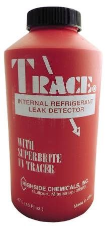Trace Internal Red Dye Leak Detector