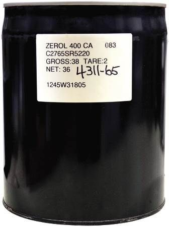 Refrigeration Oil, Zerol 400CA