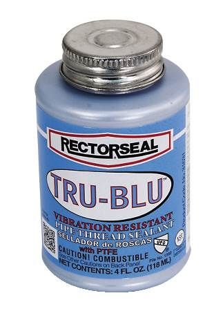 Tru-Blu™ Pipe Thread Sealant with Teflon®