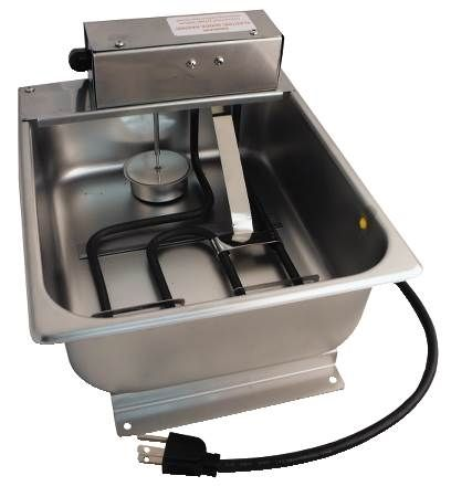 High Capacity Condensate Pan