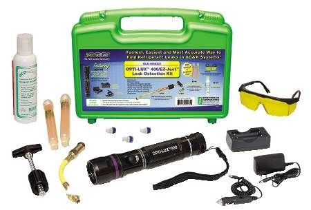 Opti-Lux Leak Detection Kit for Small/Meduim Systems