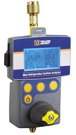 Mini Refrigeration System Analyzer