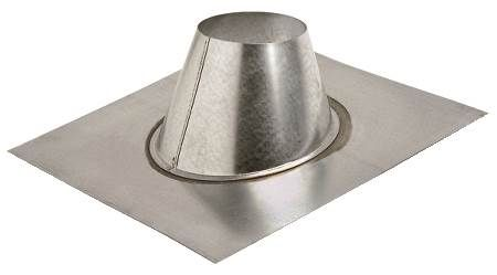 "4"" B-Vent Adjustable Flashing"