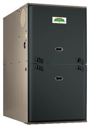 96% AFUE Multi-Position Gas Furnace RGF29*E Series, Two-Stage, Standard ECM