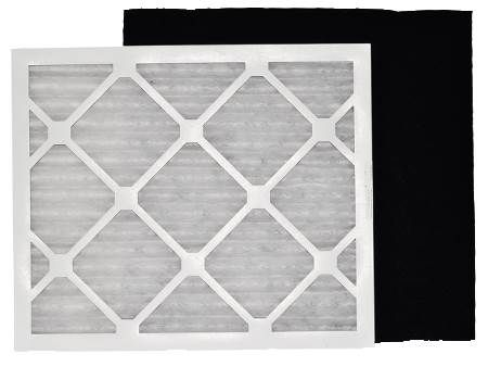 Replacement Pre filters for Fantech Whole House HEPA unit
