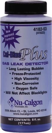 Gas Leak Detector Cal-Blue Plus