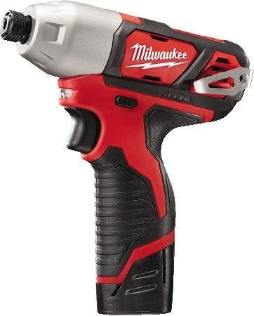 "M12™ Lithium-Ion 1/4"" Hex Cordless Impact Driver Kit"