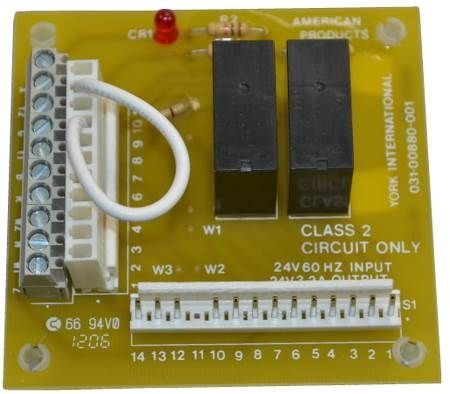 CIRCUIT RELAY BOARD